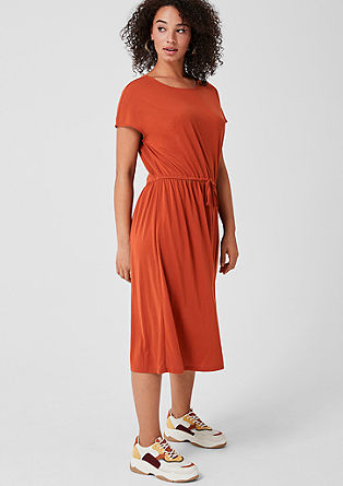 Lightweight jersey dress from s.Oliver