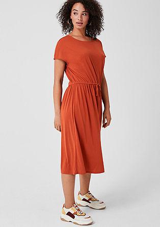 Leichtes Kleid aus Jersey