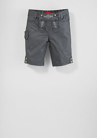 Traditional-style shorts from s.Oliver
