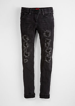 Skinny Suri: destroyed jeans  from s.Oliver