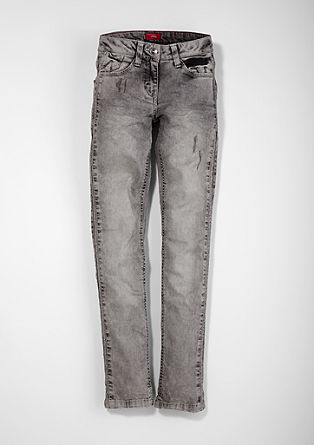 Suri: vintage jeans with studs from s.Oliver