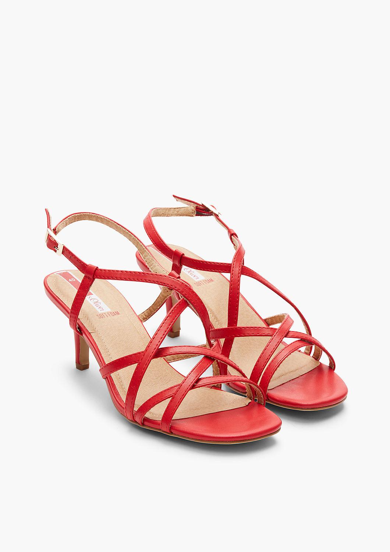 Elegante Riemchen Sandaletten kaufen | s.Oliver Shop