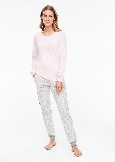 Jersey Pyjama-Set