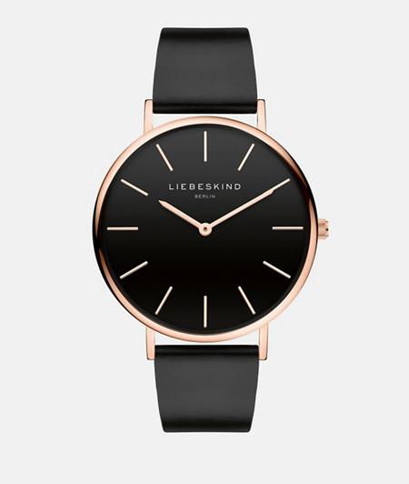 dezente Armbanduhr