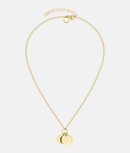 Halskette mit Charms-Anhänger