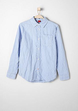 Hemd mit Pepita-Muster