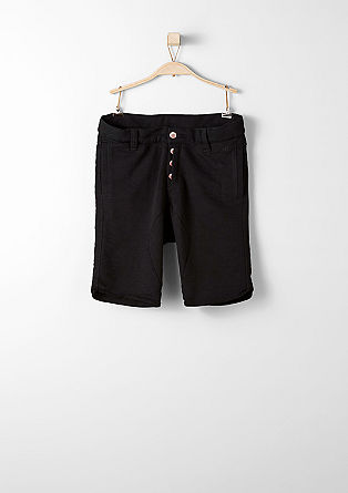 Casual jersey Bermudas from s.Oliver