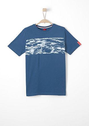 T-Shirt mit Fotoprint