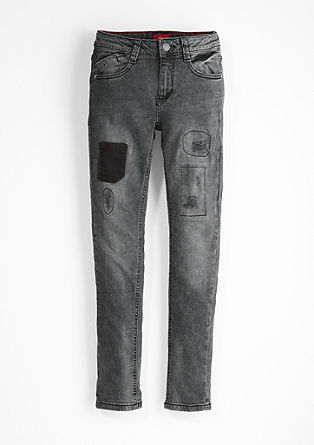Skinny Seattle: Destroyed Denim