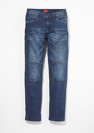 Seattle: biker-style jeans from s.Oliver