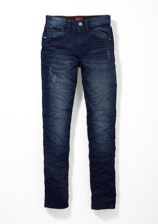 Skinny Seattle: Superstretch-Denim
