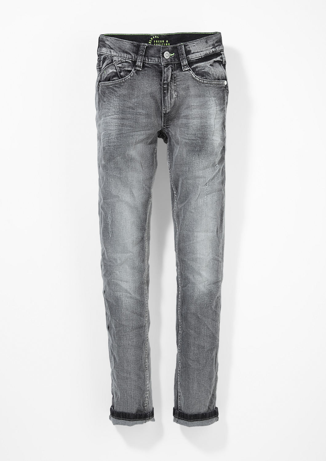 new style 5bdc4 27d59 Buy Skinny Seattle: jeans with neon details   s.Oliver shop