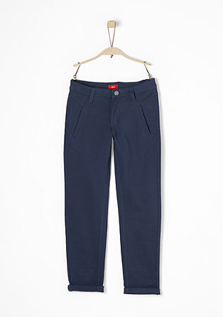 Cotton trousers from s.Oliver