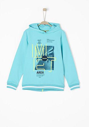 Sweatshirt mit coolem Print