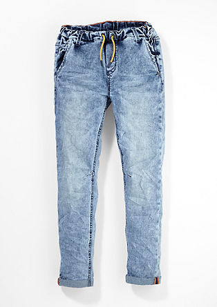Stretchjeans in jogger style