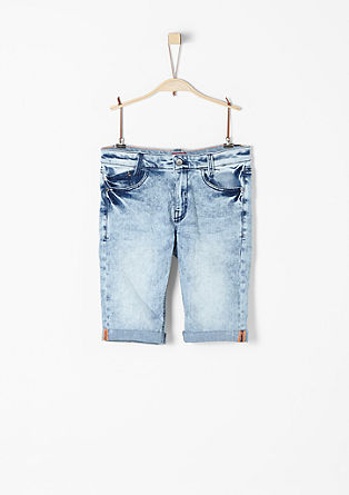 Seattle: super stretch Bermudas from s.Oliver