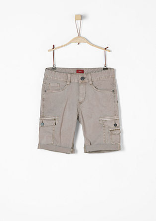 Seattle: twill cargo shorts from s.Oliver