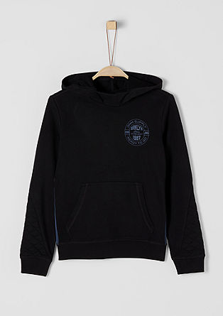 Sporty hoodie from s.Oliver