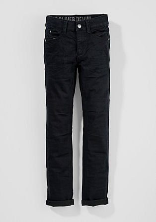 Skinny Seattle: Warme Superstretch-Jeans