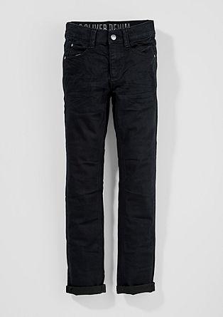 Skinny Seattle: tople izjemno raztegljive jeans hlače