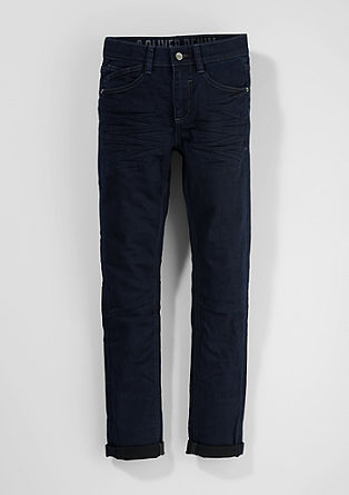 Skinny seattle: jeans met veel stretch