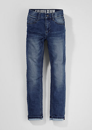Skinny Seattle: washed jeans from s.Oliver