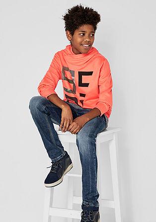 Sweatshirt pulover z XXL potiskom
