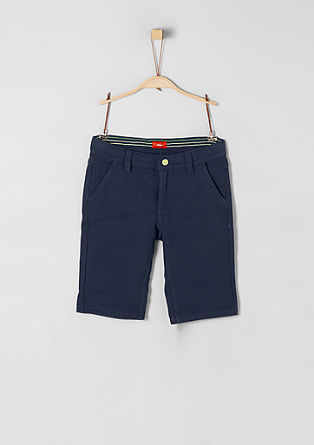 Chino-style Bermudas from s.Oliver