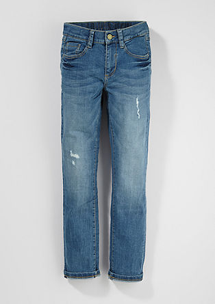 Skinny seattle: jeans met superstretch