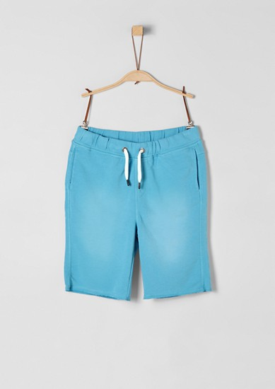 Tracksuit-style Bermudas from s.Oliver