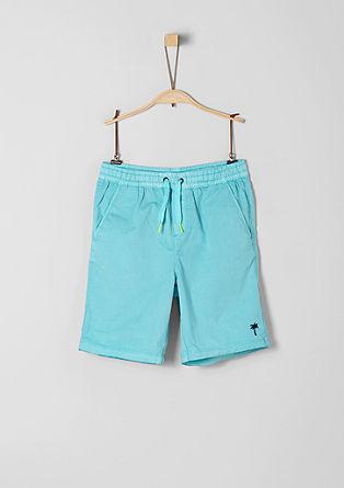 Lahke bombažne bermuda hlače