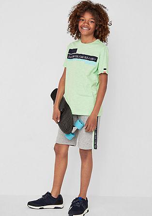 Sweat Pants-Bermuda