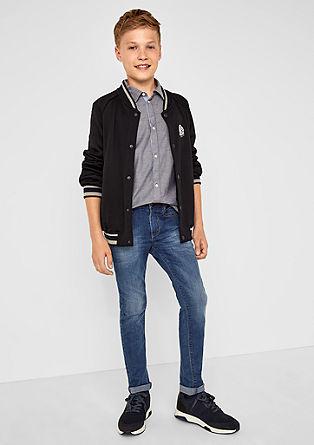 Skinny Seattle: izjemno raztegljiv jeans