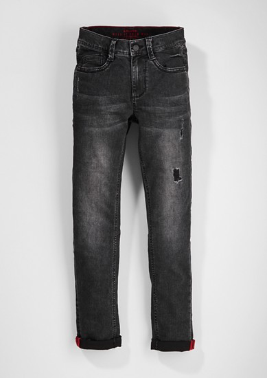 Skinny Seattle: super stretch jeans from s.Oliver
