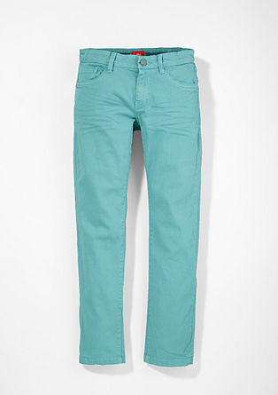 Seattle Slim: Coloured denim jeans from s.Oliver