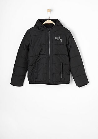 Multi-functional winter jacket from s.Oliver