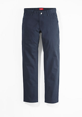 Chino: Bequeme Twill-Hose