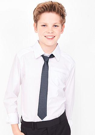 Krawatte mit Jaquard-Muster
