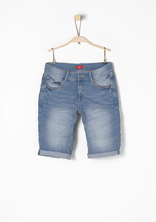 Seattle: Shorts im Used-Look