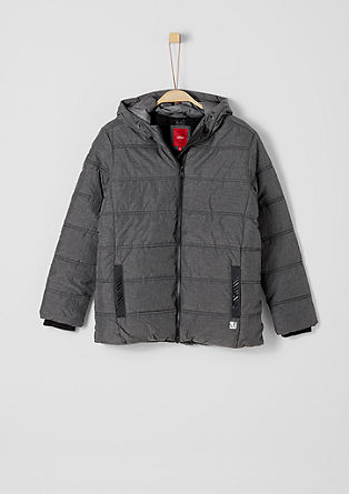 Sporty, functional winter jacket from s.Oliver