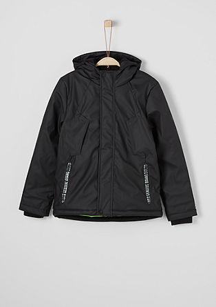 Zimska jakna s premazom