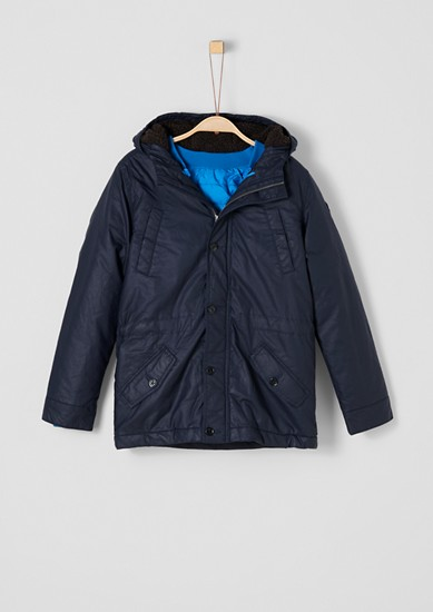 Two-in-one parka with a bomber jacket from s.Oliver