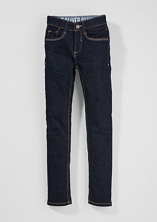 Skinny Seattle: Dark Denim
