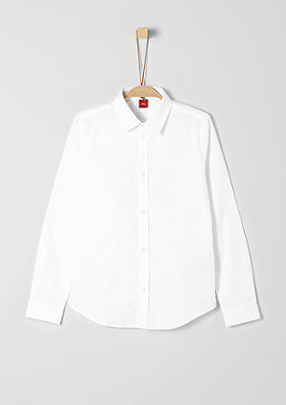 Slim: classic shirt from s.Oliver