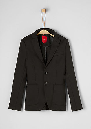 Elegant tailored jacket from s.Oliver