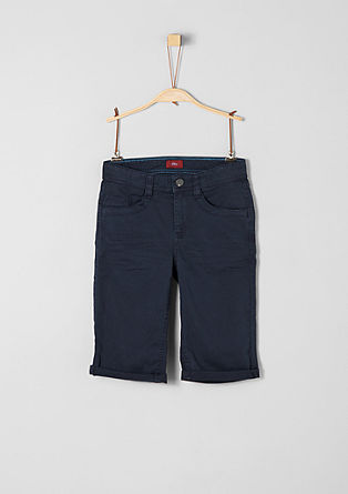 Skinny Seattle: Bermudas from s.Oliver
