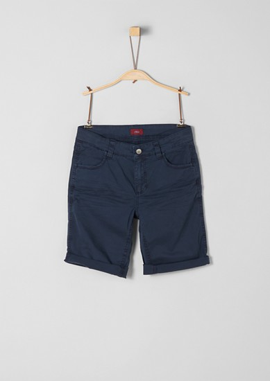 Seattle: Twill Bermudas from s.Oliver
