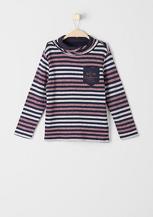 Striped long sleeve top from s.Oliver