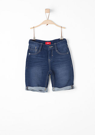 Pelle: Bermudas in a denim look from s.Oliver