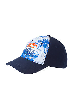 Cap with a Cuba print from s.Oliver